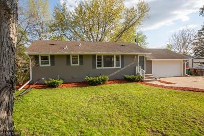 New Hope Single Family Home For Sale: 7821 45th Avenue N