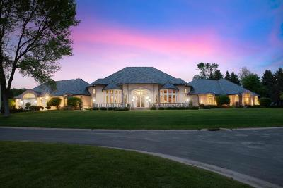 Single Family Home For Sale: 5905 Boulder Bridge Lane