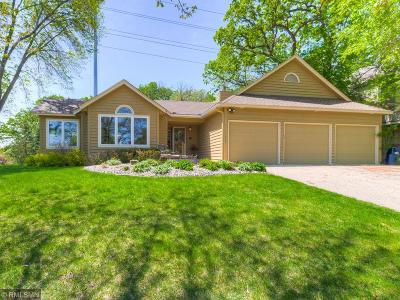 Bloomington MN Single Family Home For Sale: $479,000
