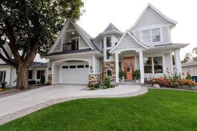 Edina Single Family Home For Sale: 5132 Gorgas Avenue