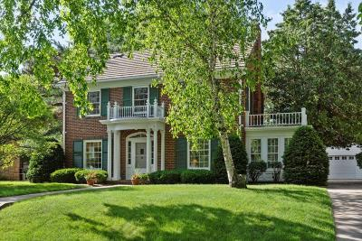 Edina Single Family Home For Sale: 4306 Sunnyside Road