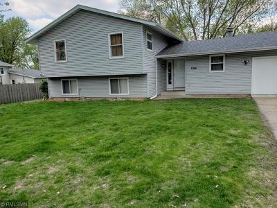 Fridley Single Family Home For Sale: 7388 Symphony Street NE