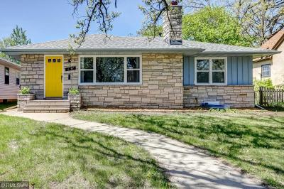 Minneapolis Single Family Home Coming Soon: 4347 Penn Avenue N