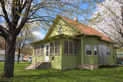 Saint Cloud Single Family Home For Sale: 112 Riverside Drive NE