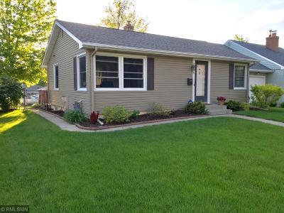 Edina Single Family Home For Sale: 5836 Abbott Avenue S