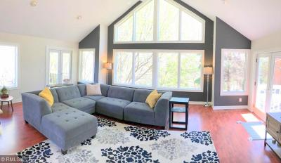 Wayzata, Plymouth Single Family Home Contingent: 12980 57th Avenue N