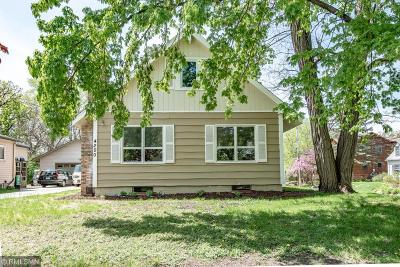 Saint Louis Park Single Family Home For Sale: 4200 Alabama Avenue S