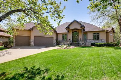 Eden Prairie Single Family Home For Sale: 8751 Big Woods Lane
