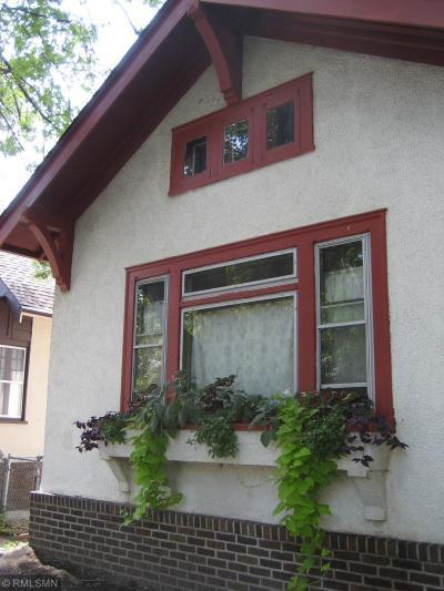 Minneapolis Multi Family Home For Sale: 3619 Colfax Avenue N