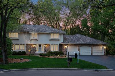Edina Single Family Home For Sale: 7416 Shannon Circle