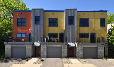 Saint Paul Condo/Townhouse For Sale: 570 State Street #B