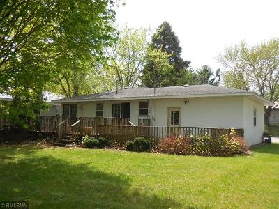 Pepin WI Single Family Home For Sale: $119,900