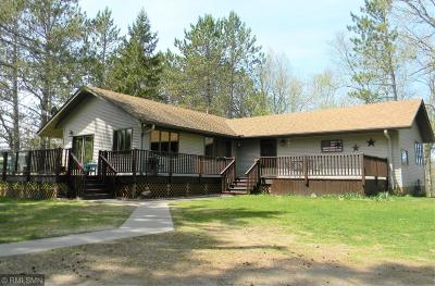 Itasca County Single Family Home For Sale: 26107 Pine Trail