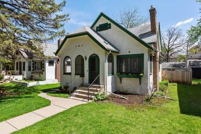 Minneapolis Single Family Home Contingent: 5115 Beard Avenue S