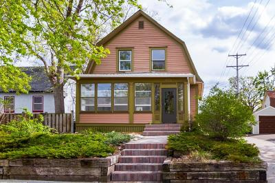 Minneapolis Single Family Home For Sale: 913 E 39th Street