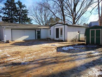 White Bear Lake Single Family Home For Sale: 1830 3rd Street