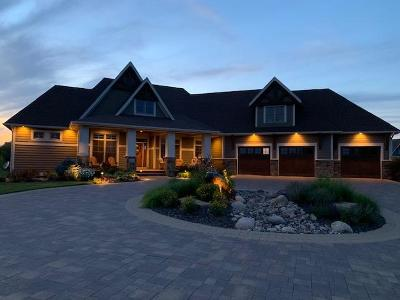 Lake Elmo Single Family Home For Sale: 9831 Whistling Valley Road