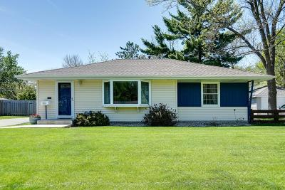 Bloomington MN Single Family Home Contingent: $260,000