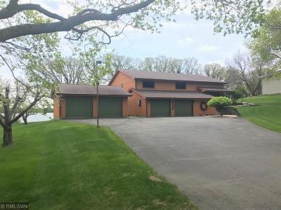 Willmar Single Family Home For Sale: 3955 8th Street NE