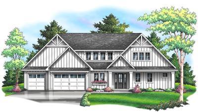 Minnetonka Single Family Home For Sale: Lot 5 Conifer Trail