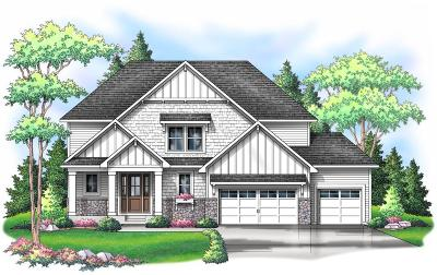 Minnetonka Single Family Home For Sale: Lot 4 Conifer Trail