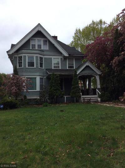 Saint Paul Single Family Home Contingent: 726 Summit Avenue