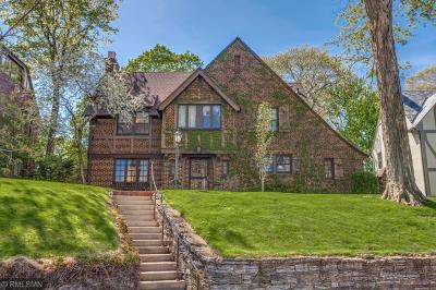 Saint Paul Single Family Home For Sale: 75 Otis Avenue