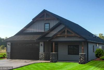 East Gull Lake Single Family Home For Sale: Lot 6 Squaw Point Road