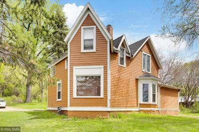 Saint Paul Single Family Home For Sale: 1264 Point Douglas Road S