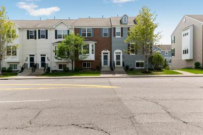 New Hope Condo/Townhouse For Sale: 7738 Elm Grove Court
