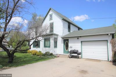 Sauk Centre Single Family Home For Sale: 633 Main Street S