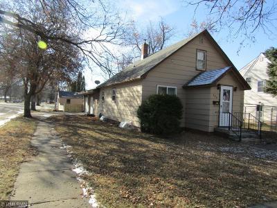 Clara City, Montevideo, Dawson, Madison, Marshall, Appleton Single Family Home Contingent: 450 E Rooney Avenue