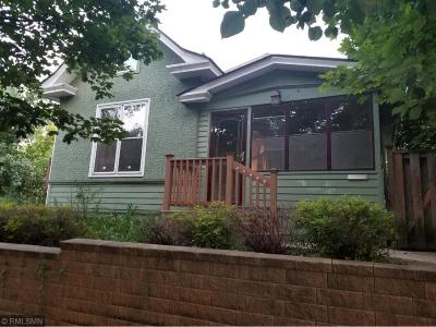 Saint Paul Single Family Home For Sale: 446 Curtice Street W