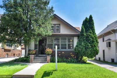 Minneapolis Single Family Home For Sale: 3641 16th Avenue S