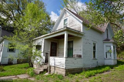 Montevideo Single Family Home For Sale: 522 State Road