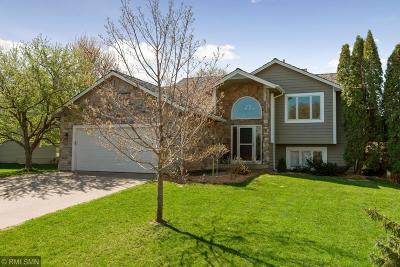 Maple Grove Single Family Home Contingent: 13397 91st Place N