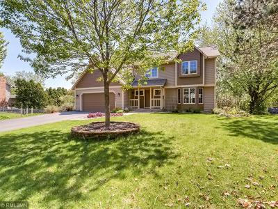 Woodbury Single Family Home For Sale: 3033 Leyland Trail