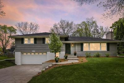 Edina MN Single Family Home Coming Soon: $424,900