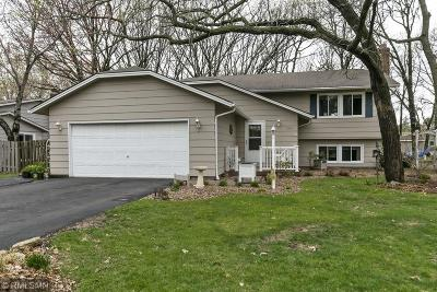 Coon Rapids Single Family Home For Sale: 11260 Partridge Street NW