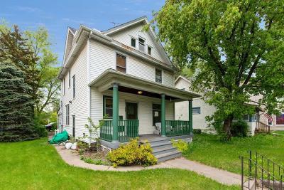 Saint Paul Single Family Home For Sale: 733 3rd Street E