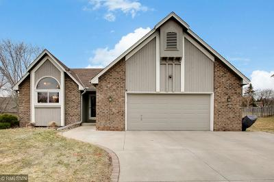 Woodbury Single Family Home For Sale: 8925 Pinehurst Road