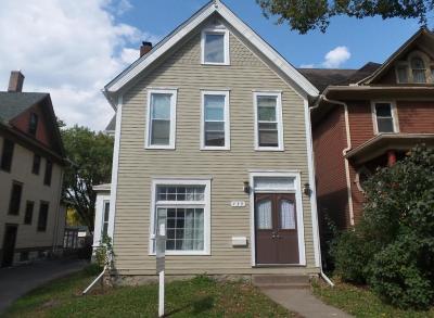 Saint Paul MN Single Family Home For Sale: $198,000