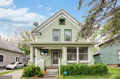 Saint Paul Single Family Home For Sale: 952 Pacific Street