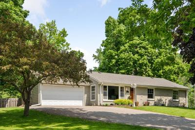 Minnetonka Single Family Home For Sale: 2901 Fairchild Avenue