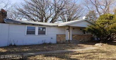 Andover Single Family Home For Auction: 15012 Round Lake Boulevard NW