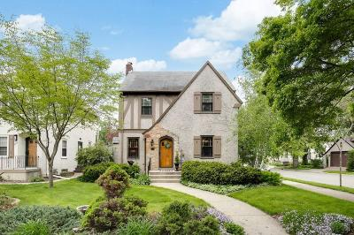Minneapolis Single Family Home For Sale: 4900 Park Avenue