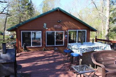 Single Family Home For Sale: 31437 County Highway 35
