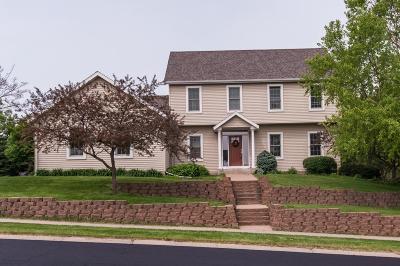 Rochester Single Family Home For Sale: 4927 Scenic Oak Drive SW
