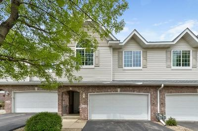 Prior Lake Condo/Townhouse For Sale: 15344 Wilderness Ridge Road NW