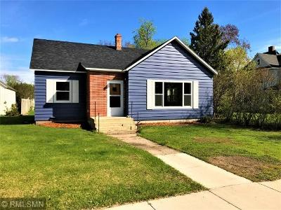 Ottertail, Battle Lake, Perham Single Family Home For Sale: 345 2nd Avenue SE